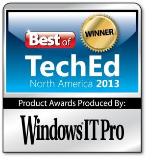 Best of Tech Ed Award