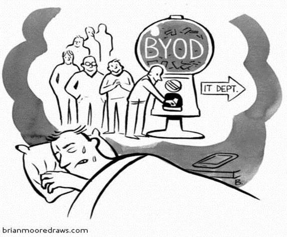 BYOD ITNigtmare1