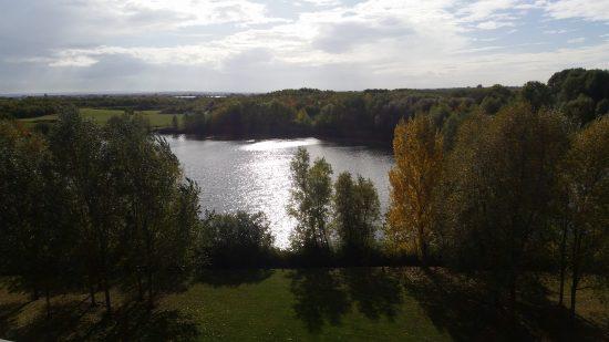 Bedfont Lakes lake