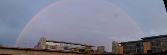 Bedfont Lakes Rainbow
