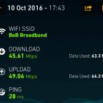 BoB WiFi speeds now available in Oban