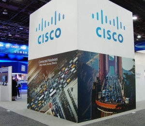 Cisco ITS WC booth