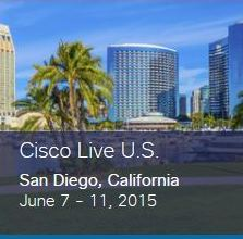 Visit us at Cisco Live 2015