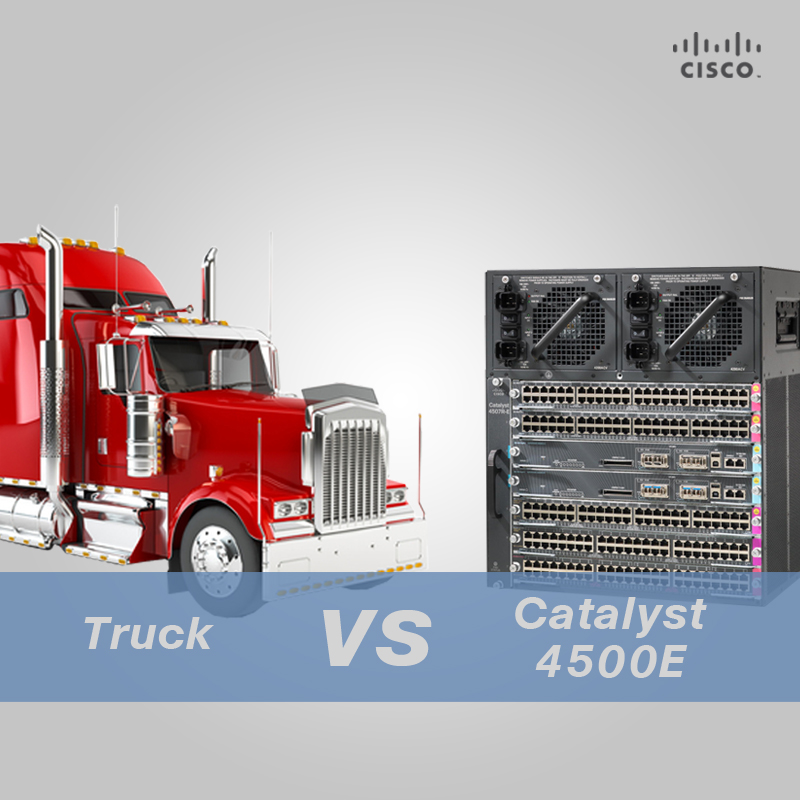 Cat4K Vs Truck