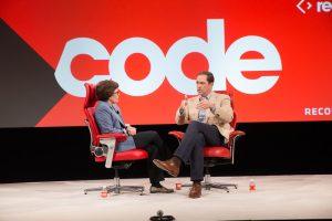 Chuck Robbins at CODE Conf