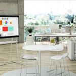 cisco spark board in workspace
