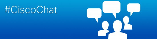Cisco Chat Banner logo