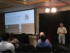 Cisco Leadership Forum_Biren presenting