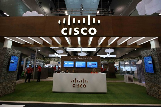 Cisco Live Melbourne 2015_Social Media Hub