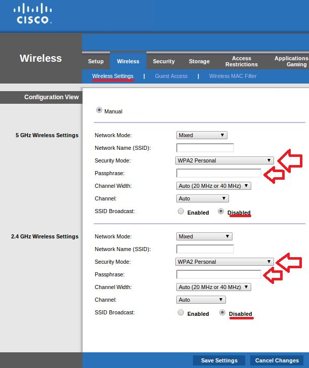Cisco-options