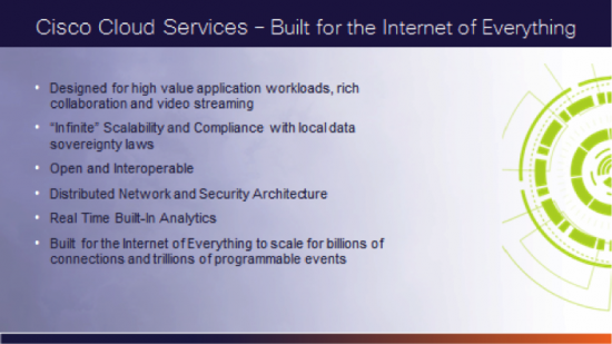 CiscoCloudServices