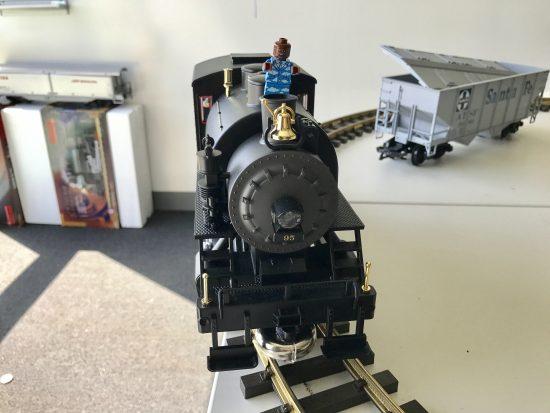 dCloudSteve rides the DEVNET Express