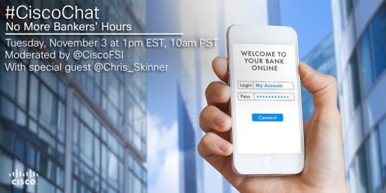 Cisco_Chat_Online Banker_TWITTER