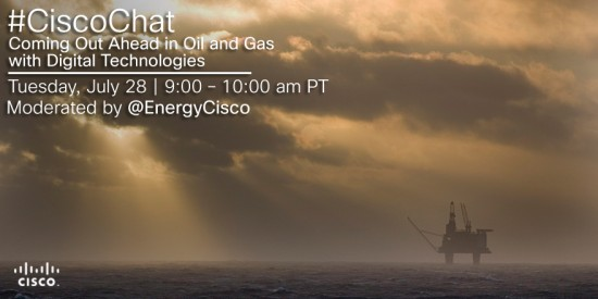 Cisco_Chat_oil and gas_TWITTER