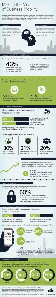 Making the Best of Business Mobility