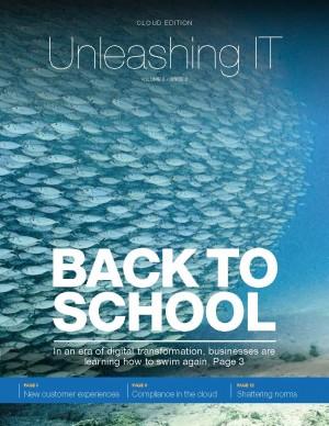 Latest Cloud edition of Unleashing IT