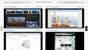 Cisco Collaborative Operations Solution Screen Shot
