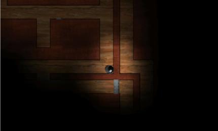 "[Screenshot of ""Dark Maze"" game by Zomg Games Studio]"