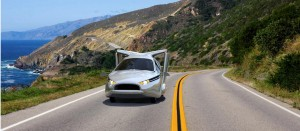 Terrafugia's flying car relies on electric drivetrain                     Photo Source: Business Insider