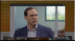 Chuck Robbins and Michael Dell on the Cisco - Dell EMC partnership
