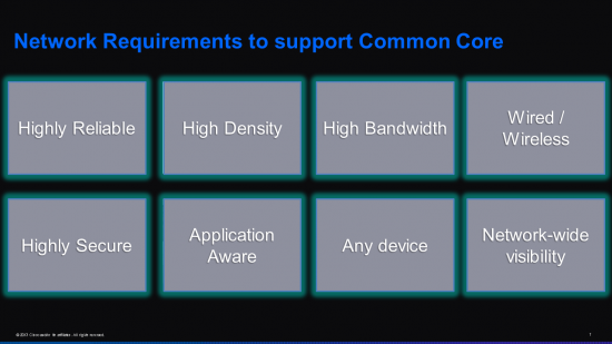 Deploy K-12 Common Core-Ready Networks 20140121