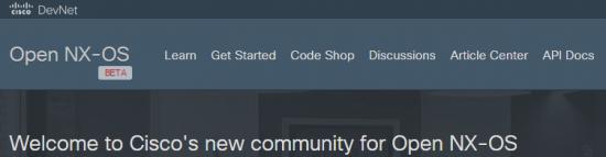 DevNet_Open NX-OS