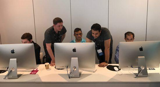 Designing the flexible network at Cisco Live Melbourne DevNet Patrick Riel and Kareem Iskander