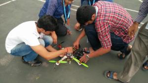 Drone Lot
