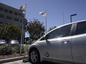 EV Charging at Cisco San Jose Campus