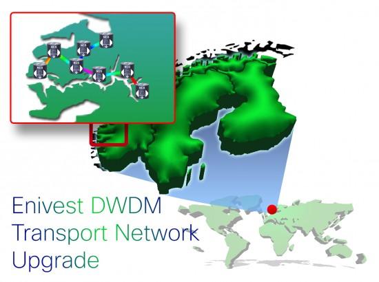 Enivest DWDM Map copy