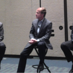 Gary B. Moore (left – currently President and COO), and Rob Lloyd (right – currently President of Development and Sales)