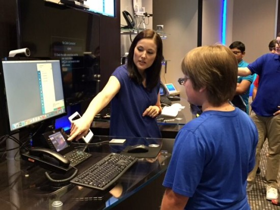 Cisco volunteers worked hands-on with students at last week's CyberPatriot summer camp, inspiring the young men and women to pursue careers in the cybersecurity field.