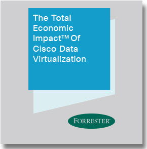 Forrester TEI of Cisco Data Virtualization