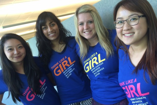 Girls Power Tech inspires women of all ages to pursue a career in technology