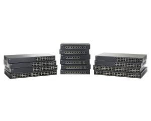 Cisco SG300 Series