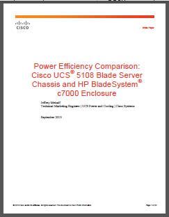 HP vs UCS Power