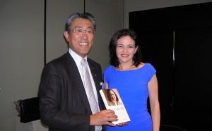 Hirai and Sheryl Newsletter