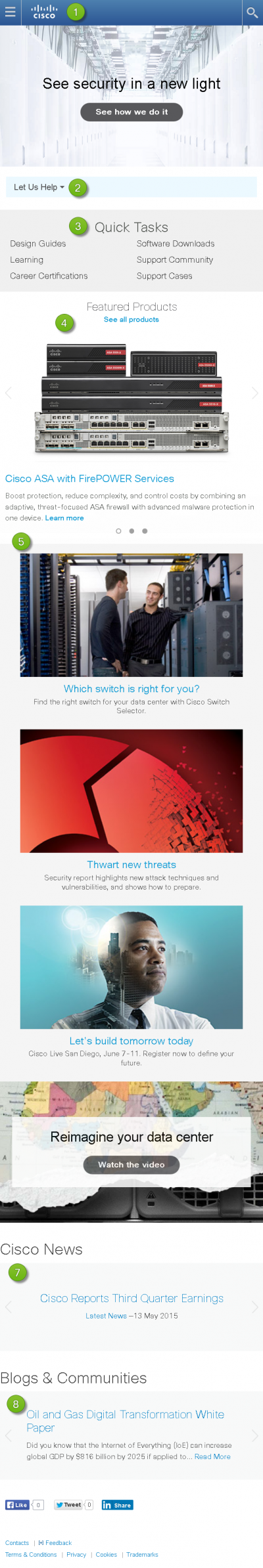 Home Page Mobile May 2015