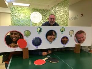 Digital Hoopla Team Ping Pong