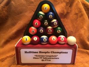 Digital Hoopla Trophy