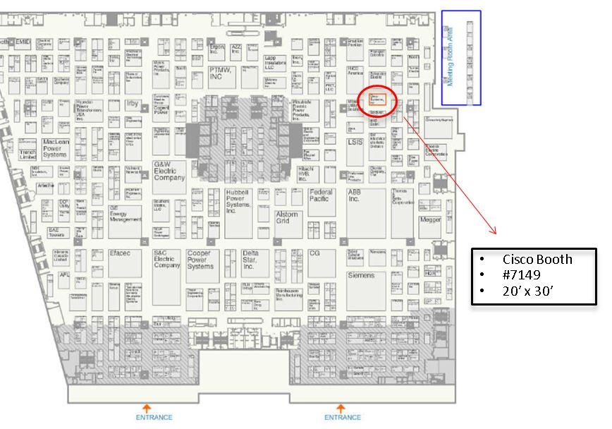 IEEE floorplan