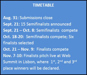 IGC Timetable