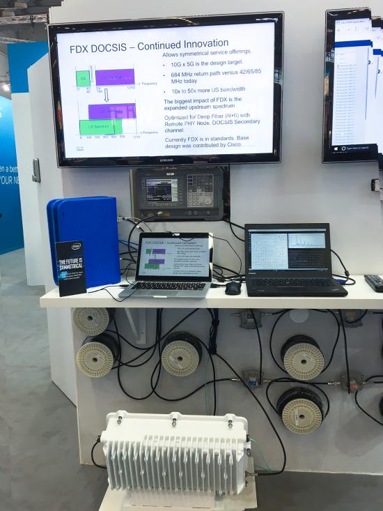 Cisco Full Duplex DOCSIS 3.1 Demo