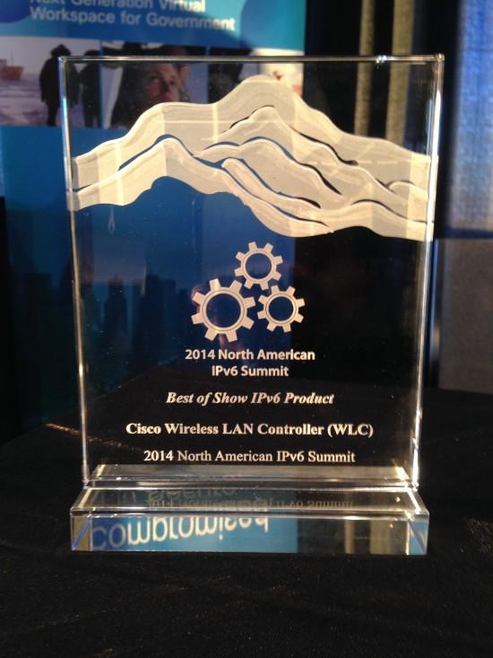 IPv6-Bestofshow-Award