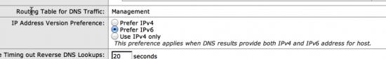 IPv6-DNS