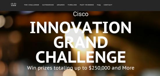 Innovation Grand Challenge