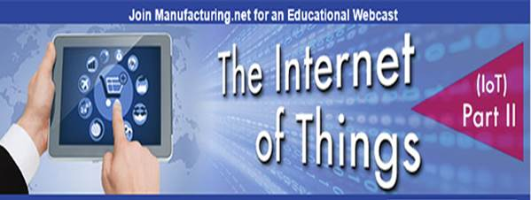 IoT Webcast Manufacturing net
