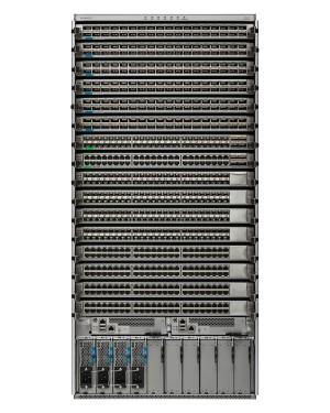 Cisco Nexus 9516 Switch - Front View