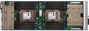 Cisco UCS B200 M5 with two GPUs