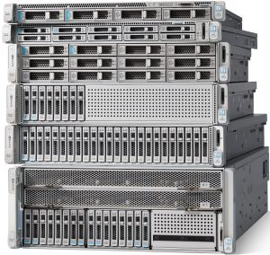 Cisco UCS M5 Rack Servers with Intel® Xeon® Scalable processors